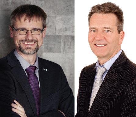 Dr. Henning Wartig & Dr. Andreas Schröder